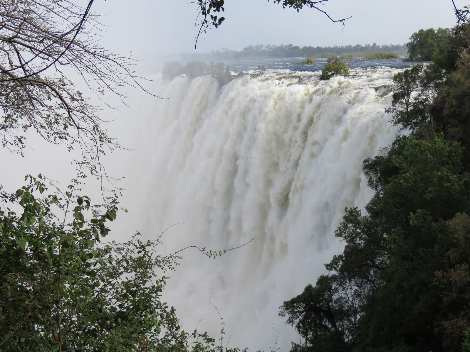 magical splendor of Victoria Falls